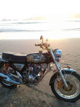 Honda cb modif 96