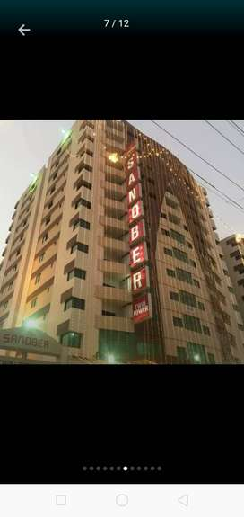 Sanobar Twin Tower Brand New Project 2 Bed DD just only 25 thousand