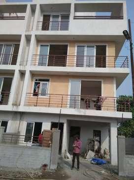 Row House of 3 Floors