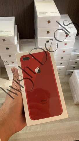 Iphone 8plus 64gb brand new AVAILABLE