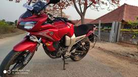 Selling bike was good condition