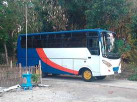 DIJUAL CEPAT BUS NKR 71 THN 2007, PAJAK & KIR HIDUP