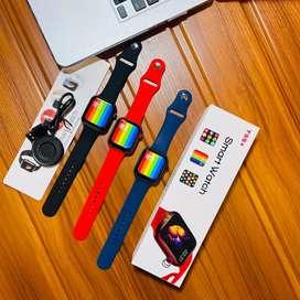 T55 plus Smart Watch with INBUILD GAME, warranty, customised wallpaper