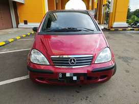 Mercy A 140 Low KM Perfect Condition bisa TT 7 Seaters