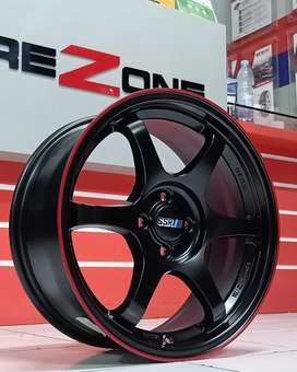 VELG SSR TYPE C 17X7,5 H4X100 MOBILIO JAZZ YARIS ETIOS MARCH VIOS