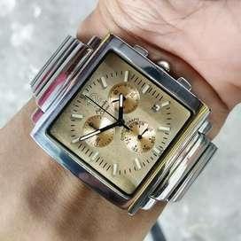 Jam Tangan Antik Alexandre Christie Monaco Vintage Swiss Made