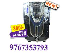 Available RO water purifier on RENT