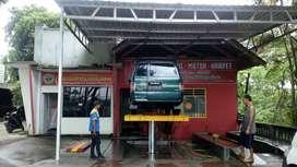 Bergaransi Hidrolik Carwash Type- H , Sukses Usaha Cuci Mobil