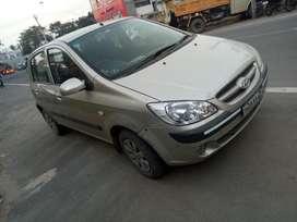 Hyundai Getz GLS, 2009, Petrol