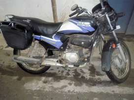Colour black with blue,engine condition good ,byk is in good condition