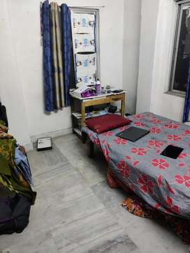 2 bhk  flat.  Need room partner for 1 room