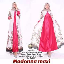 Gamis Madonna maxi