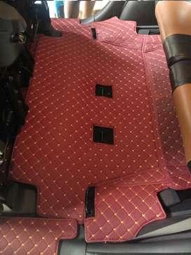 karpet Nissan Livina Tahun 2020 full bagasi