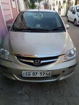 Honda City zx in condition