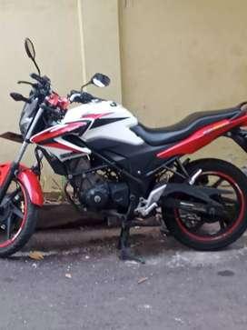 Honda CB150R street fire th 2014