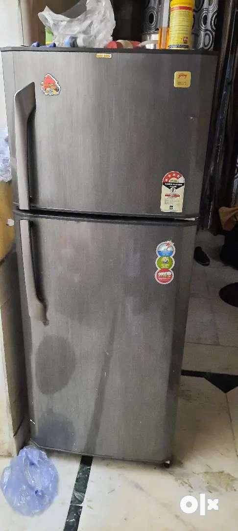 Godrej Double door fridge 0