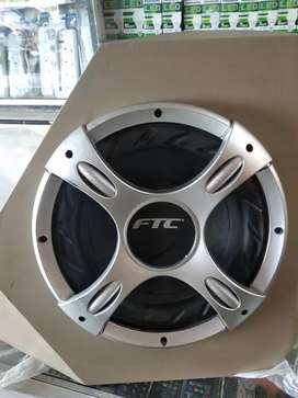 Subwoofer Aktif FTC 10inchi.