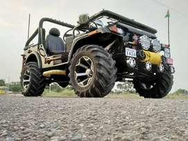Modified open Jeeps Willy's jeeps  Hunter jeeps