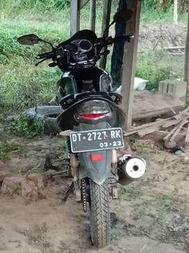 Jual Motor Honda Tiger, Umur 11 thn