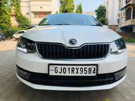 Skoda Rapid 1.6 MPI AT ambition  style, 2017, Diesel