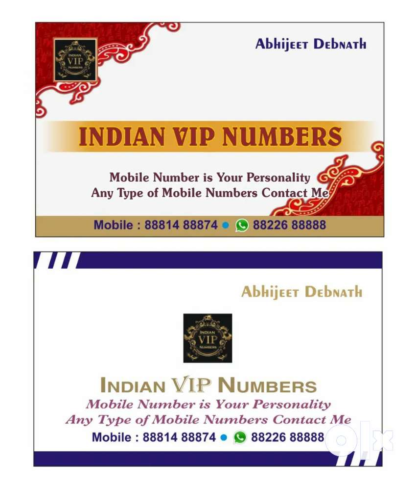 VIP MOBILE NUMBERS & FANCY MOBILE NUMBERS
