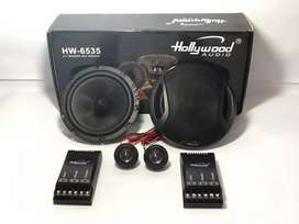 Speaker Pintu 6 Inci Merek Nero Hollywood