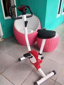 Statis bike efisien bike
