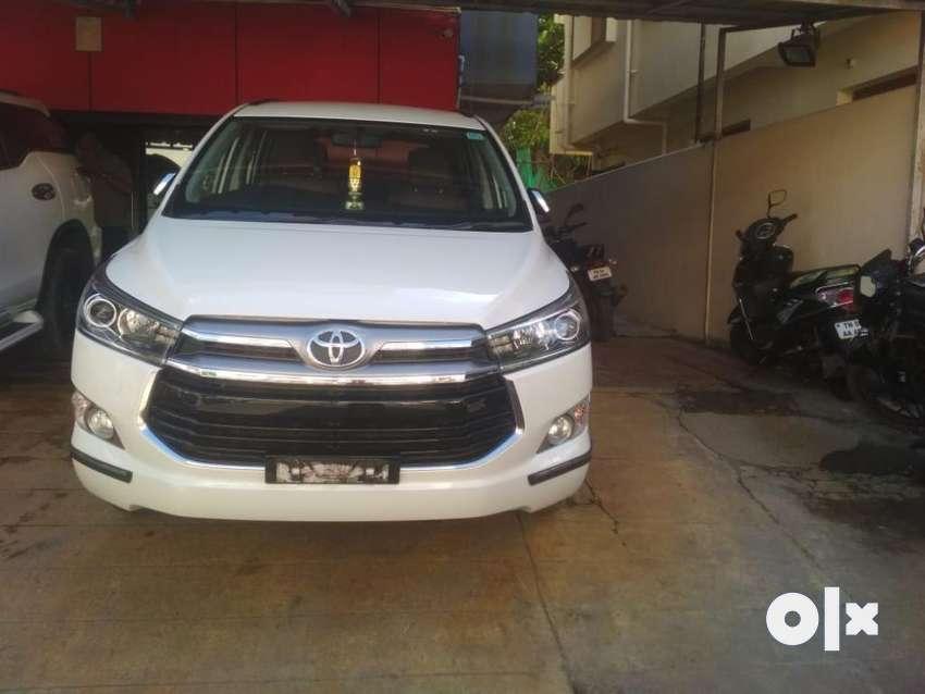 Toyota INNOVA CRYSTA 2.8Z Automatic, 2017, Diesel 0