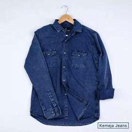 Kemeja Jeans Volcom
