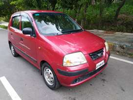 Santro Xing Automatic, CNG + Petrol 45,000Km Driven well maintained.