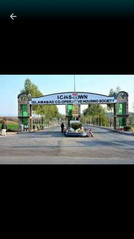 7 Marla ichs Town Islamabad Co operative housing society