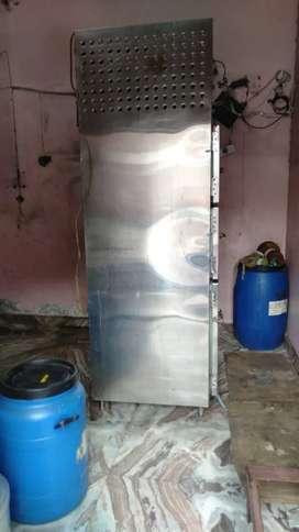 Commercial steel fridge for sale