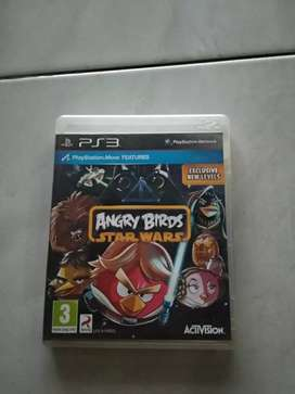 Kaset bd ps3 angry birds star wars
