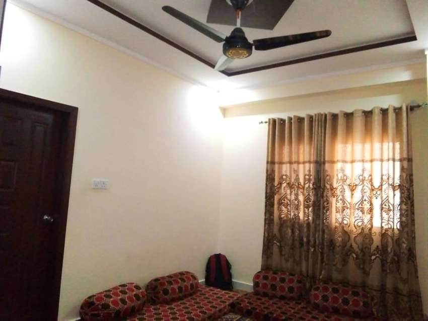 Newly constructed apartment on old bara road university town Peshawar