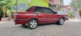 Dijual Corolla Twincam 1.6 1991 Siap Pakai