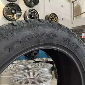 Ban Toyo Open CountryAT2 Size 285x50 R20 untuk mobil pajero fortuner