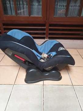 Car seat Pliko bisa posisi rebah dan tegak