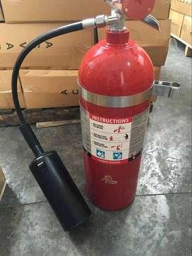 pemadam api CO2 CARBON DIOXIDA AL-2C 2,2Kg MEREK Alpindo