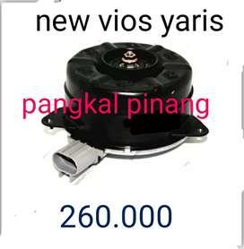 Motor fan yaris new vios