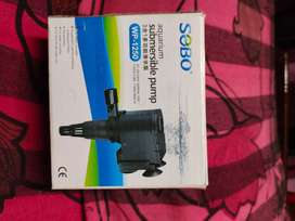 Sebo Aquarium Submersible Pump