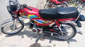 Cd 70  21 model 2000 km ride for sale condition excellent