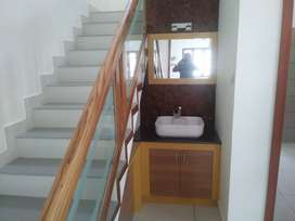 thrissur mundoor 6 cent plot 4 bhk new interior villa