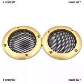 Cover grill speaker tweeter 2 inch