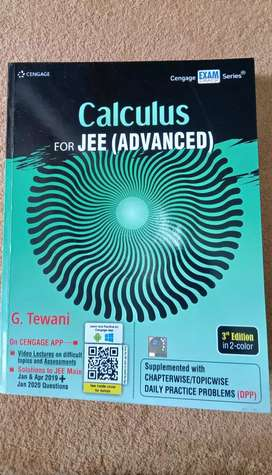JEE MAINS AND ADVANCED-CENGAGE MATHEMATICS CALCULUS .
