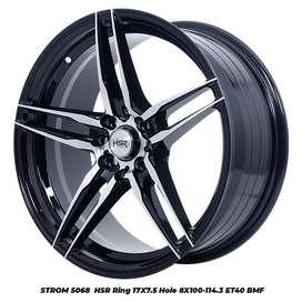 velg STROM 5068 FC HSR R17X75 H8X100-114,3 ET40 BMF