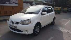 Toyota Etios Liva GD, 2013, Diesel