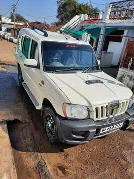 Mahindra Scorpio 2010 Diesel 180000 Km Driven