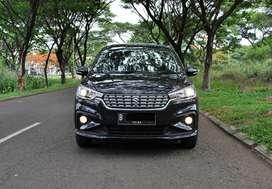 Suzuki Ertiga GX 1.5 MT 2018 Warna Hitam Metalik