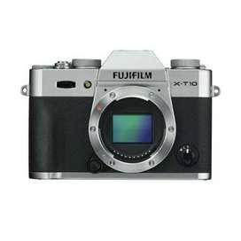 Kredit Kamera Fujifilm XT10 Praktis Dan Cepat Proses Nya
