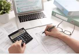 Requirement of female accountant